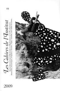 Cahiers de l'Institut de Recherches et d'Explorations sur les Fous Littéraires, etc. n°4