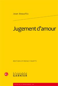 J. Beaufilz, Jugement d'amour
