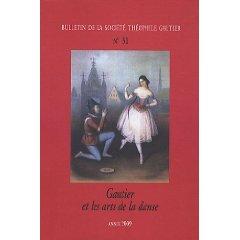 Bulletin de la société Théophile Gautier :