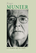 F. Lallier, J. Thélot (dir.), Cahier Roger Munier