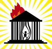 L'université brûle-t-elle?