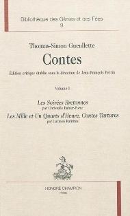 T.-S. Gueullette, Contes