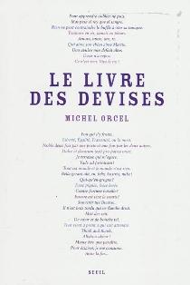 M. Orcel, Livre des devises