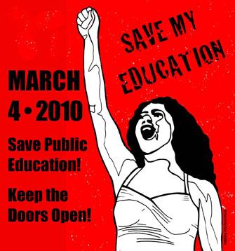 Autour de la journée du 4 mars 2010 aux Etats-Unis