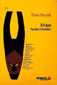 E. Brezault, Afrique. Paroles d'écrivains