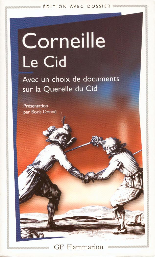 le cid french essay