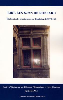 Lire les Odes de Ronsard