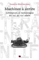 I. Krzywkowski, Machines à écrire