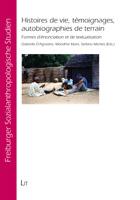G. d'Agostino, M. Kilani, S. Montes (dir), Histoires de vie, témoignages, autobiographies de terrain