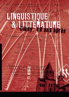 D. Ablali & M. Kastberg Sjöblom (dir.), Linguistique & Littérature. Cluny, 40 ans après