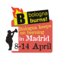 Bologna keeps on Burning in Madrid (màj 10/04/10)