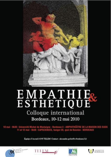 Empathie et esthétique