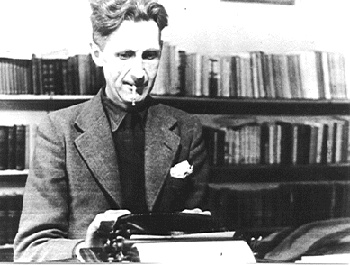 Orwell: politique et littérature