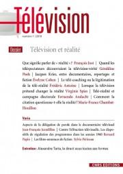 Revue Télévision, n° 1: Télévision et réalité