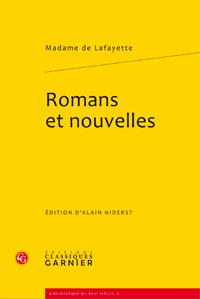 Lafayette (Madame de), Romans et nouvelles