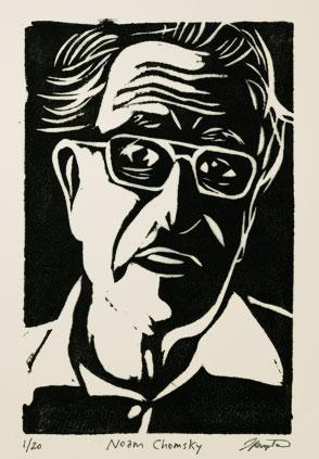 Noam Chomsky à Paris: 3 conférences