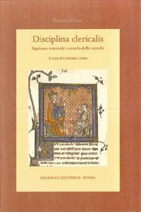 Pietro Alfonsi, Disciplina clericalis. Sapienza orientale e scuola delle novelle