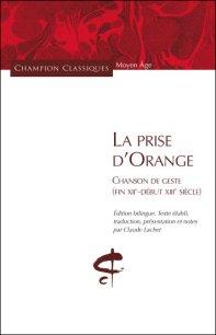 La Prise d'Orange (chanson de geste, fin XIIe-début XIIIe)