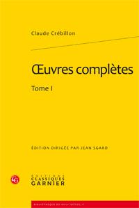 Crébillon, Oeuvres complètes, édition revue et corrigée (4 tomes)