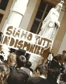 Mobilisation en Italie contre la loi Gelmini