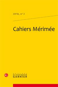 Cahiers Mérimée, 2010, n° 2