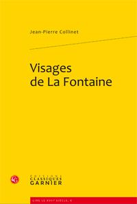 J.-P. Collinet, Visages de La Fontaine