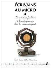 P.-M. Héron (dir.), Écrivains au micro