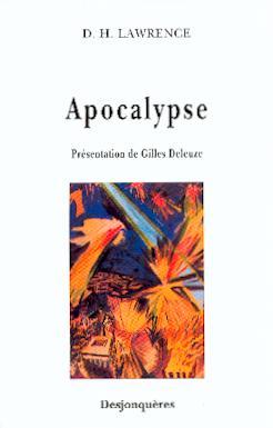 D.H. Lawrence, Apocalypse, présentation de G. Deleuze