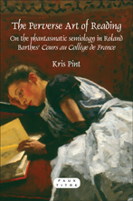 K. Pint, The Perverse Art of Reading