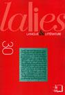Lalies n°30 (La Bibliothèque de Circé)