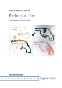 Ph. Lacoue-Labarthe, Écrits sur l'art