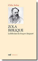 C. Anfray, Zola biblique