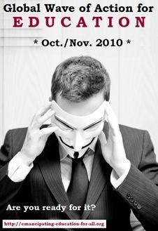 Calendrier/agenda militant - novembre 2010