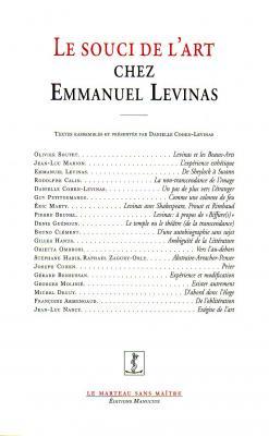 D. Cohen-Levinas, Le Souci de l'art chez E. Levinas