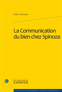 A. Suhamy, La Communication du bien chez Spinoza