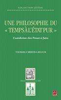 Th. Carrier-Lafleur, Une philosophie du