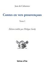 Jean de Cabanes (1654-1717), Contes en vers prouvençaus (2 vol.)