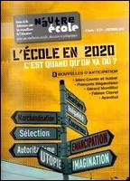 <em>N'Autre école</em> n° 27 : <em>l'école en 2020</em>
