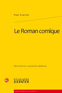 P. Scarron, Le Roman comique