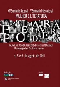 "BRESIL : Ve Séminaire International ""Femmes et Littérature"" 4 août 2011 au 6 août 2011 41693"