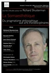 La soma-esthétique: avec Richard Shusterman