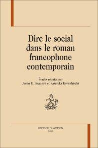 J. K. Bisanswa & K. Kavwahirehi (dir.), Dire le social dans le roman francophone contemporain