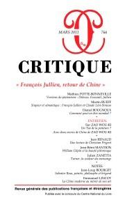 Critique, n°766 :