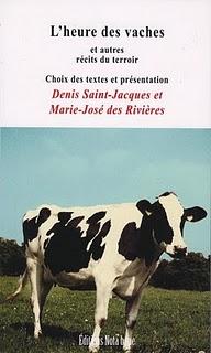 L'heure des vaches et autres récits du terroir