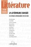 Littérature n° 160, La littérature exposée. Les écritures contemporaines hors du livre.