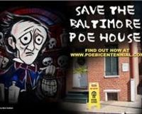 Save the Poe House and Museum in Baltimore