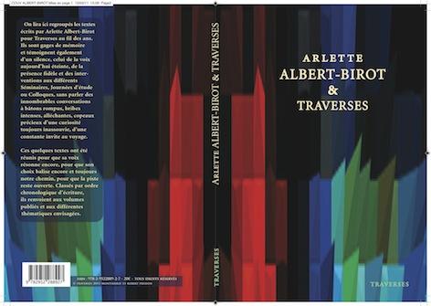 M. Prudon (dir.), Arlette Albert-Birot & Traverses