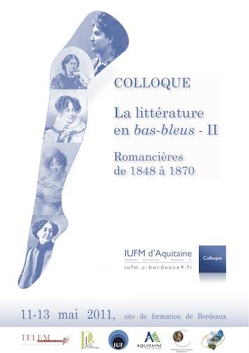 La littérature en bas-bleus (II). les romancières de 1848 à 1870
