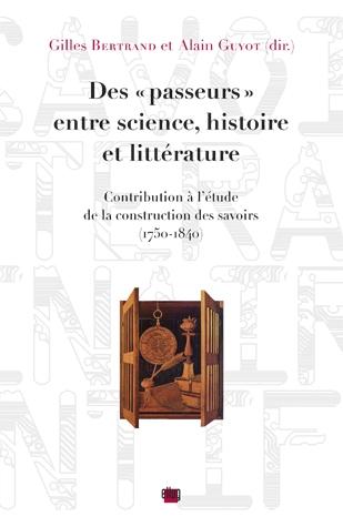 G. Bertrand & A. Guyot (dir.), Des