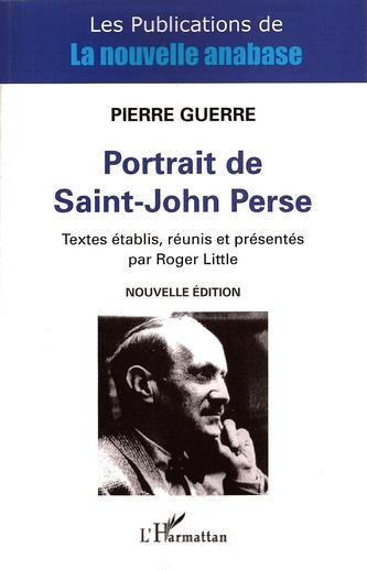 P. Guerre, Portrait de Saint-John Perse